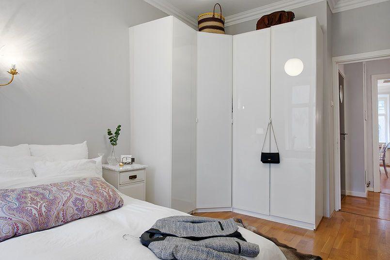 sypialnia szafy